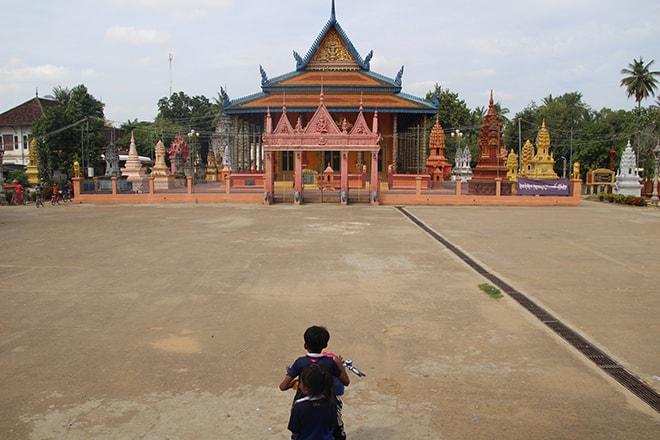Sur la route de Battambang
