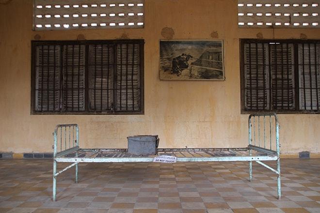 musée du génocide de Tuol Sleng (musée S-21)