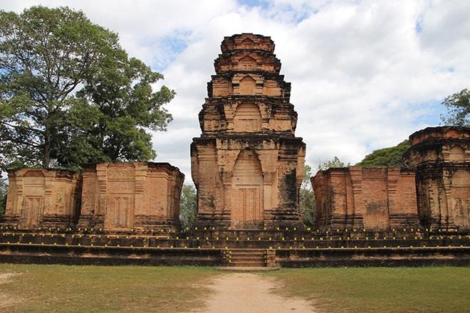 temple d'angkor Prasat Krava