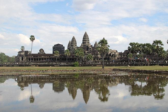 Angkor Vat, le temple principal des temples d'Angkor