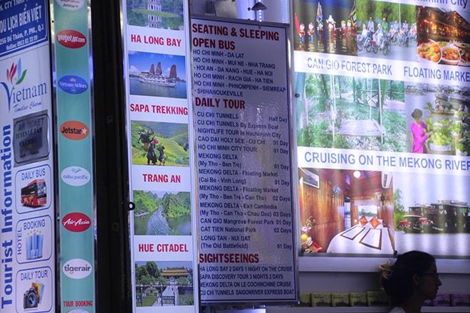 tickets open tour vietnam