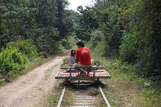 Bambou Train Battambang