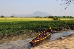 2 jours à Hpa An au coeur de la campagne birmane