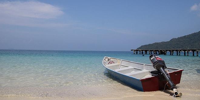 6 jours au paradis sur les îles Perhentian