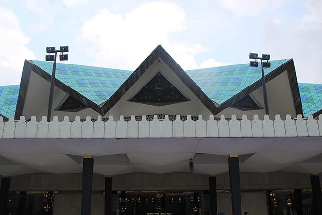 Architecture Mosquée Kuala Lumpur