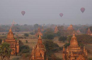 Bilan Birmanie 1 mois