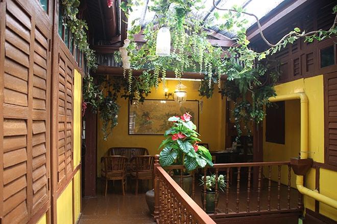 Entree Vintage House Penang Georgetown Malaisie