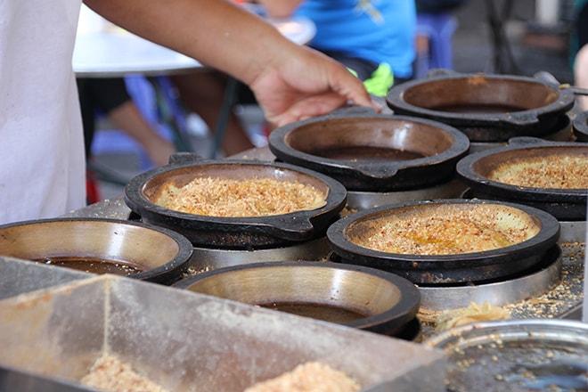 Foodtour Penang pancakes