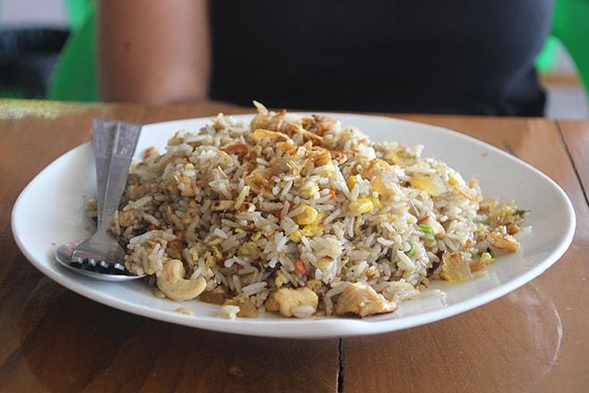 Fried rice restaurant Mawlamyine