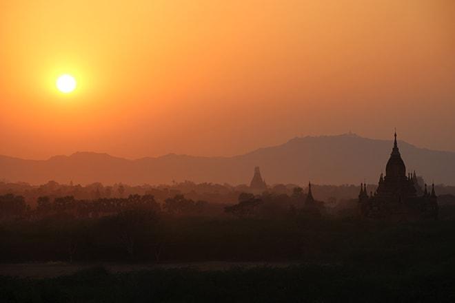 Visiter bagan 4 jours au milieu des temples de bagan - Les bronzes bonsoir nous allons nous coucher ...