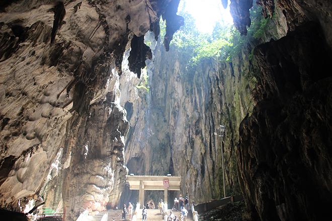 Interieur Batu Caves Kuala Lumpur