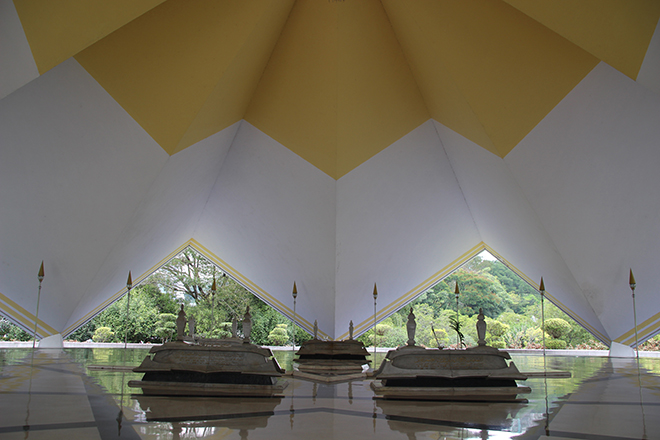 Interieur Mosquee Kuala Lumpur