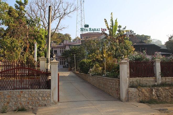 Mya Sabai Inn hotel kalaw