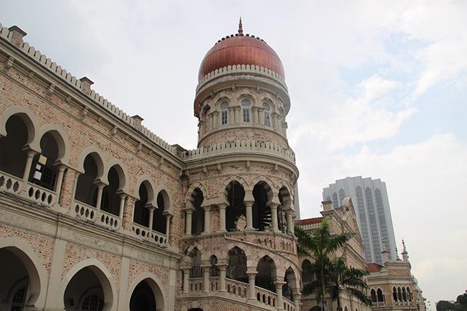 Palais du Sultan Kuala Lumpur