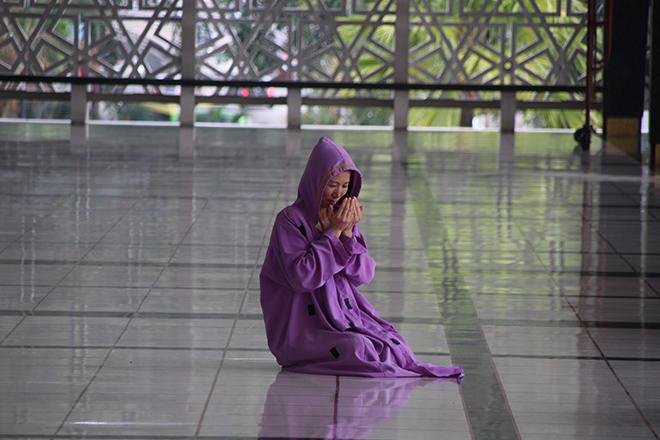 Prière Mosquee Kuala Lumpur