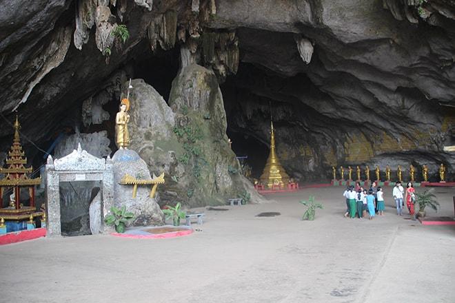 Saddan Cave Hpa An
