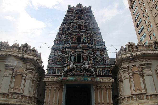 Sri Maha Mariamman Temple Kuala Lumpur