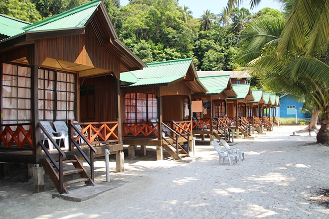 Abdul's Chalet Perhentian