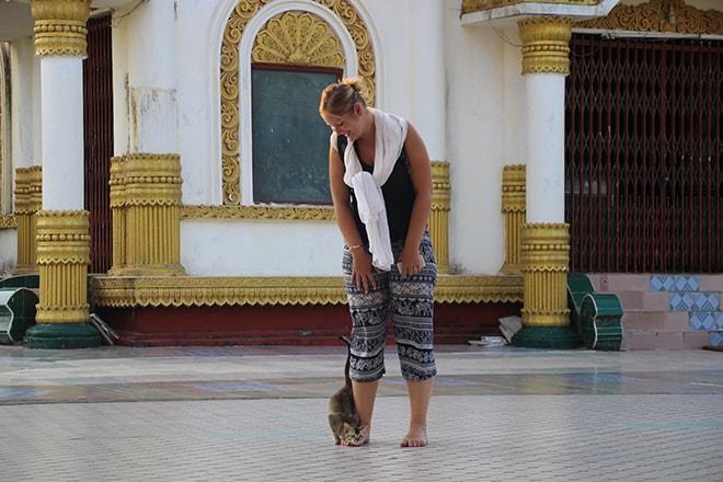 Kyaik Than Lan Pagoda Mawlamyine