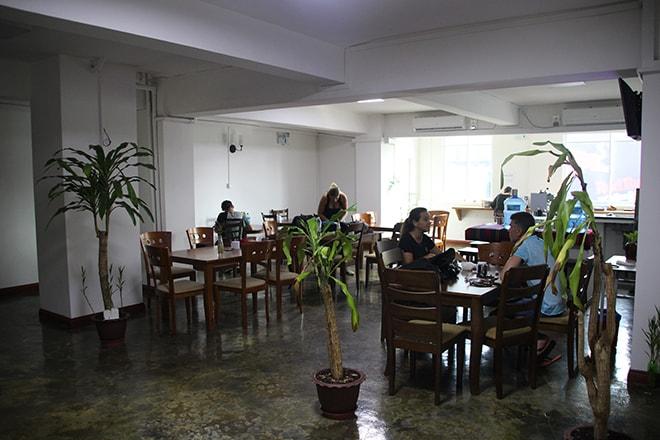 Dengba hostel Yangon