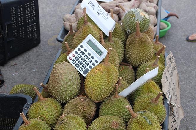 Marché Malacca
