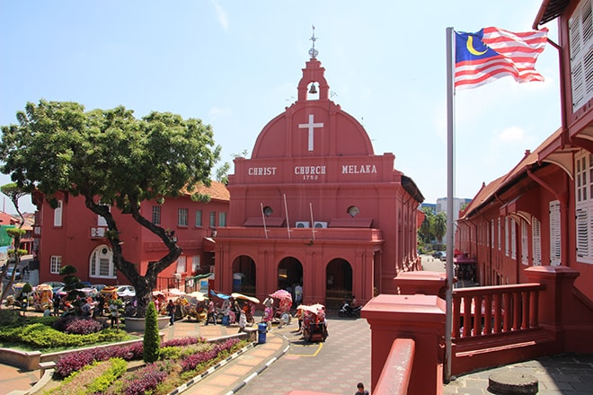 Dutch Square Malacca