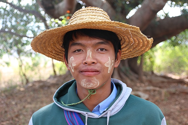 Guide trek kalaw lac inle