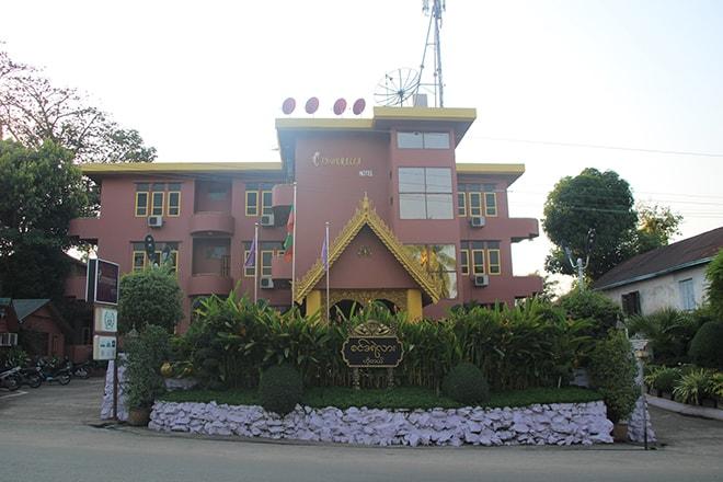 Hotel Mawlamyine Cinderella