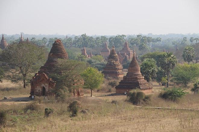temples bagan birmanie - Bilan de la Birmanie