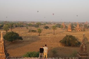 Visiter Bagan : 4 jours au milieu des temples de Bagan