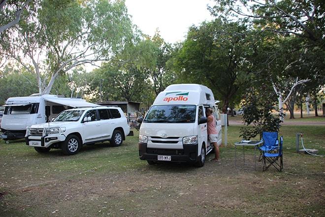 Camping Katherine