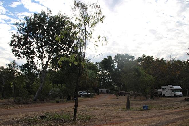Camping Mataranka