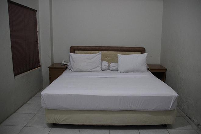 Chambre Deluxe ancienne New Melati Hotel Gorontalo