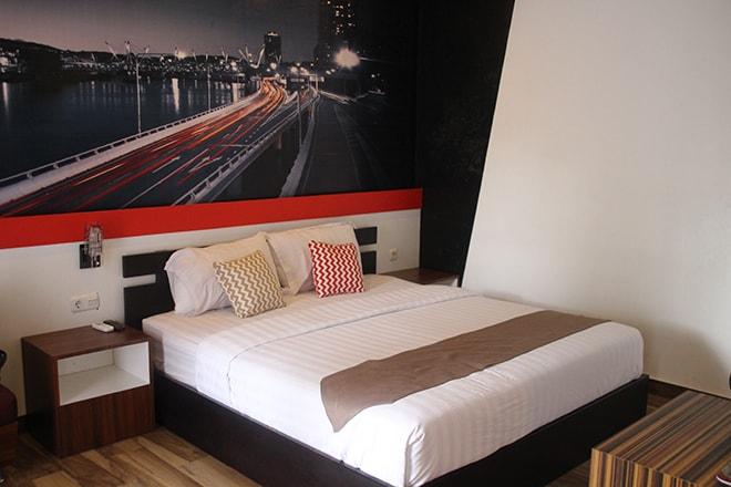 Chambre city Lawaka Hotel Ampana