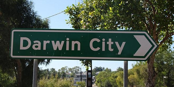 Darwin en 3 jours