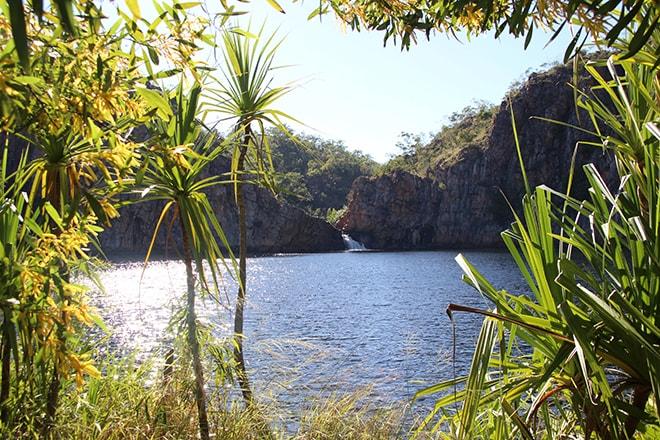 Ediths Falls - Katherine-Australie-Northern Territory