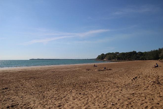 Mindil Beach Darwin Australie