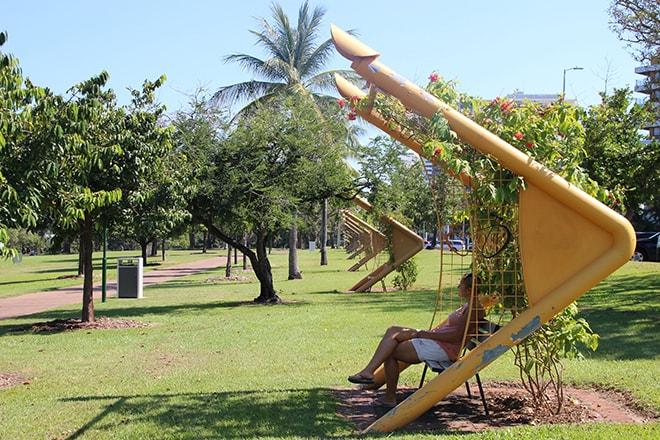 Parc Darwin Australie