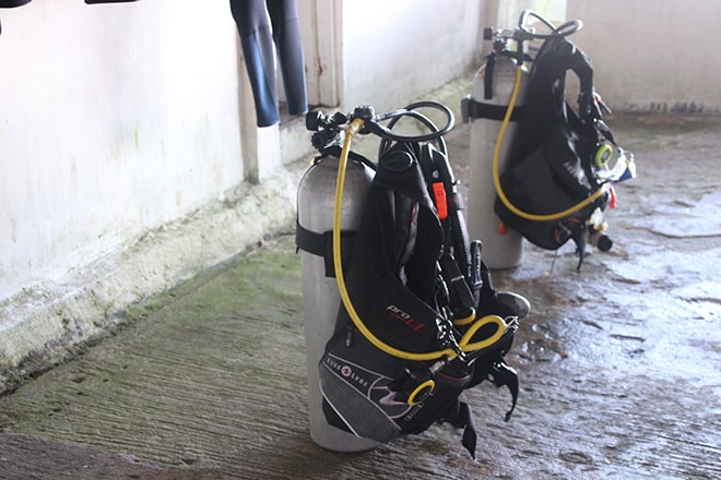 Plongee Black Marling Dive Resort Kadidiri iles Togian où dormir dans les îles Togian