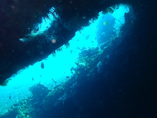 Plongee US Liberty Tulamben Dive Concept Bali plonger à Tulamben