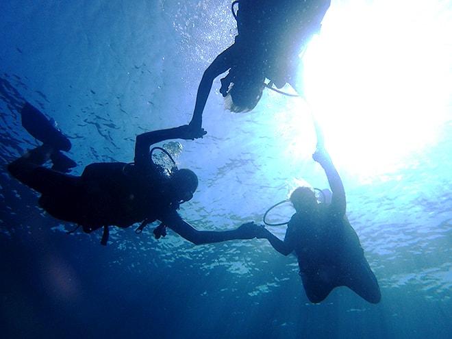 Plongeurs Tulamben Dive Concept Bali plonger à Tulamben