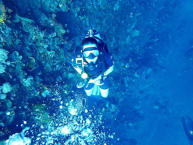Tom plongee Tulamben Dive Concept Bali plonger à Tulamben