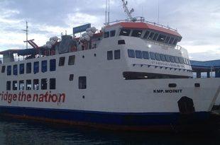 Transports dans les iles Togian