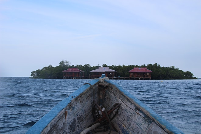 Tumbal Island Cottages Bungalow