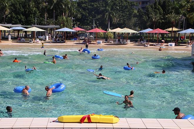 Wave Lagoon Darwin Australie