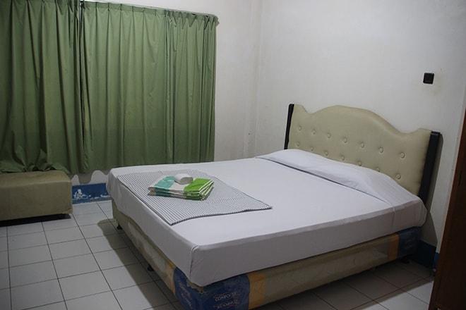 chambre hotel tentena victory