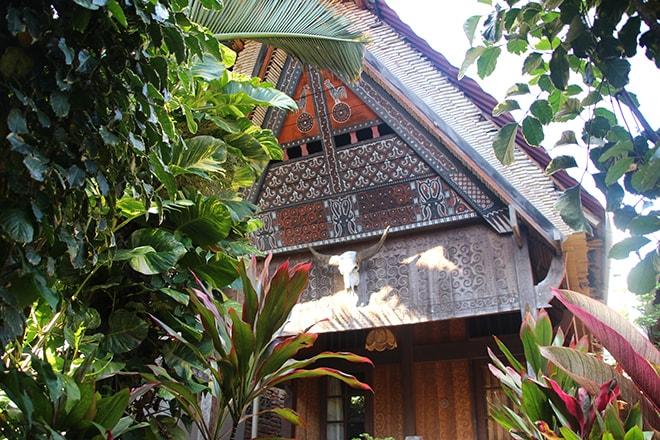 Hotel Duta 88 cottages rantepao