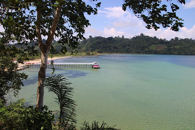lac poso sulawesi tentena