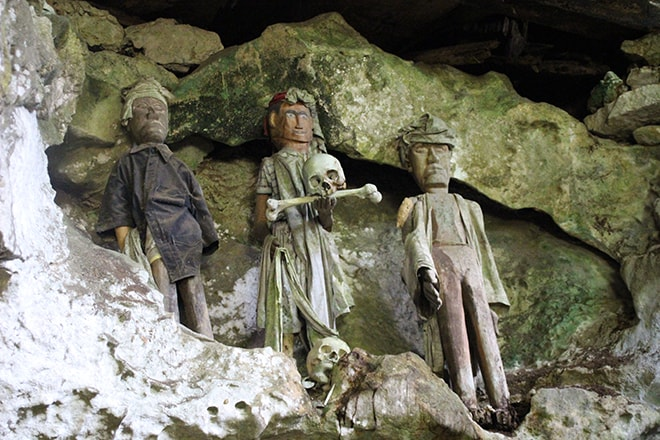 Cave Pays Toraja Sulawesi