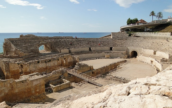 Amphitheatre Tarragone